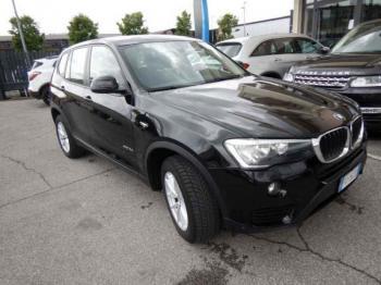 BMW X3 Sdrive 18d Business Advantage Autom.